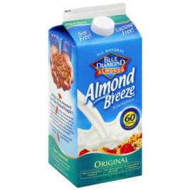 Almond Breeze - Lactose & Soy free milk