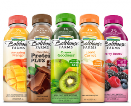 Bolthouse Farms - Fruit and Veggie Juices