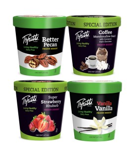 Tofutti - Dairy Free Ice Cream