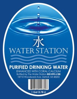 Water Station - Alkaline Water